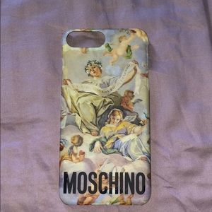Moschino 6plus iPhone case